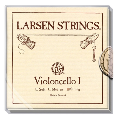LARSEN CELLO SET STRONG