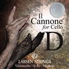 IL CANNONE CELLO D DIRECT & FOCUSED