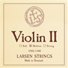 LARSEN VIOLIN II MEDIUM STEEL CORE