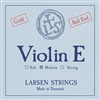 LARSEN VIOLIN E MEDIUM BALL END GOLD