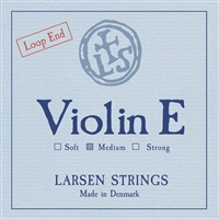 LARSEN VIOLIN E MEDIUM LOOP END