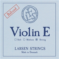 LARSEN VIOLIN E STRONG BALL END