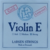 LARSEN VIOLIN E STRONG LOOP GOLD
