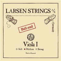 LARSEN VIOLA A MEDIUM BALL END