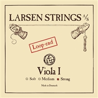 LARSEN VIOLA A STRONG LOOP END