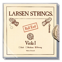 LARSEN VA STRINGS SET STRONG BALL