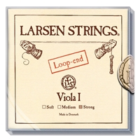 LARSEN VA STRINGS SET STRONG LOOP