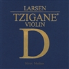 TZIGANE VIOLIN D SILVER MEDIUM