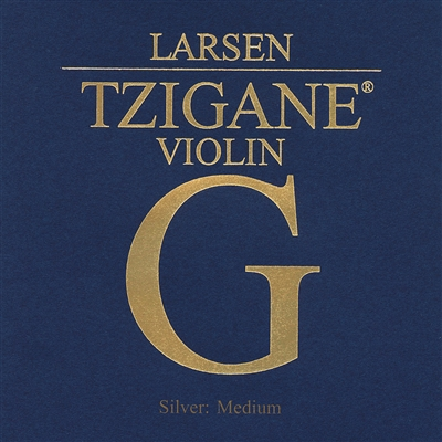 TZIGANE VIOLIN G SILV MEDIUM