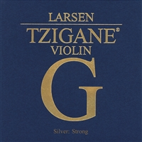 TZIGANE VIOLIN G SILV STRONG