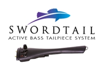 SWORDTAIL ACTIVE BASS TAILPIECE SYSTEM-DUAL CHANNEL