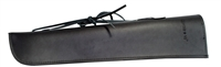 GLASSER BASS BOW QUIVER, BLACK W/ GLASSER NY LOGO