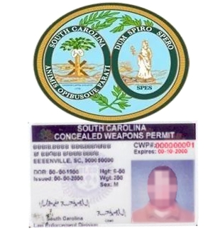 SC Concealed Weapon Permit Class