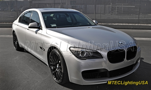 High Gloss Black Kidney Grill Bmw F01 F02 7 Series 2009 2015