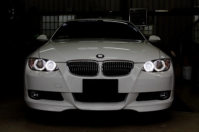 mtec h8 bmw led angel eye bulbs. Black Bedroom Furniture Sets. Home Design Ideas