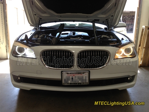 Mtec H8 Bmw Led Angel Eye Bulbs