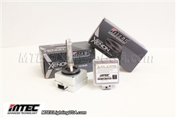 MTEC 5200K D1S Xenon HID Bulbs Made In Korea