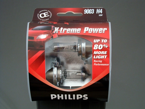 Philips Extreme Power Philips 9008 H13 x Treme Power