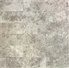 3x12 Silver Marble Honed Straight Edge Backsplash Wall Floor Tile