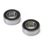 Associated Bearing, 3/16 x 3/8, rubber sealed