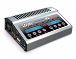 HRC44239 X2 700 DC Dual Port Charger with 700 watts per channel