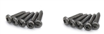 KYO1-S02612TPB Kyosho Self-Tapping Bind Screw M2.6x12mm - Package of 10