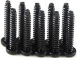 KYO1-S03020TP Kyosho Self-Tapping Bind Screw M3x20mm - Package of 10