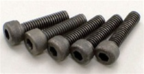 KYO1-S22610 Kyosho Cap Head Screw M2.6x10mm - Package of 5