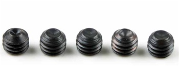 KYO1-S55004 Kyosho Set Screw M5x4mm - Package of 5