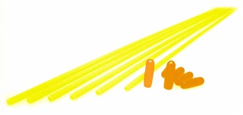 KYO1707 Kyosho Yellow Antenna