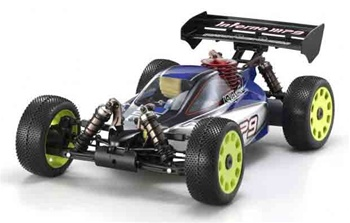 KYO31783B Kyosho Inferno MP9 Standard Edition 1/8th Scale Off Road Racing Buggy