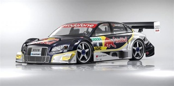 KYO31817B Kyosho Inferno GT2 Red Bull Audi A4 DTM ReadySet On-Road RTR Nitro Car