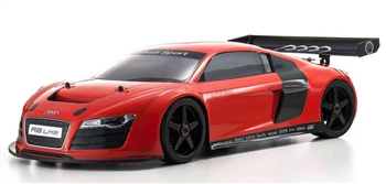 KYO33006B Kyosho Inferno GT2 Race Spec Red Audi R8 LMS Readyset