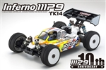 KYO33011B Kyosho Inferno MP9 TKI4 10th Anniversary Edition 1/8th Scale Off Road Racing Buggy