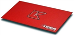 KYO80823R Kyosho Big K 2.0 Pit Mat Red