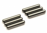 KYO97011-128 Kyosho Pin 2.5mm x x12.8mm - Package of 6