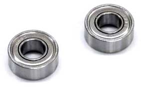 KYOBRG025 Kyosho Shield Bearing 6mm x 13mm x 5mm - Package of 2