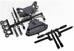 KYOFA005B Kyosho GP Fazer Bumper and Rod Set