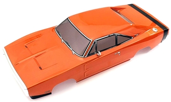 KYOFAB703OR Dodge Charger 1970 Hemi Orange