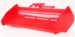 KYOIF213KR Kyosho Inferno Color Nylon Wing in Red