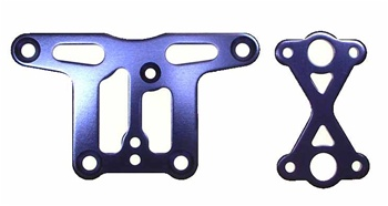 Kyosho Center Diff Plate and Front Brace
