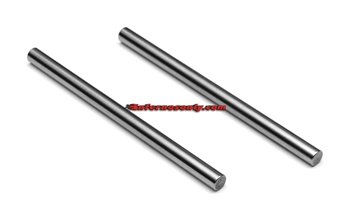 KYOIF426-64.5 Kyosho Inferno MP9 Front Inner Hinge Pins (Suspension Shaft) - Package of 2