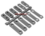 KYOIF466 Kyosho Inferno MP9 Servo Tray and Center Diff mount Spacer Set