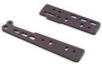 KYOIF606 Kyosho Inferno MP10 Engine Mount Plate Gunmetal
