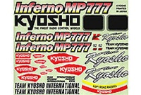 Inferno MP777 Decal set