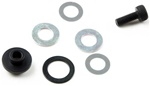 KYOIFW35 Kyosho Inferno MP9 Bell Guide Washer and Clutch Shim Set