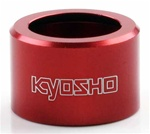 KYOIFW419-04R Kyosho Inferno CVD Driveshaft Cover Red