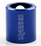 KYOIFW421-03BL Kyosho Inferno CVD Center Driveshaft Cover Blue