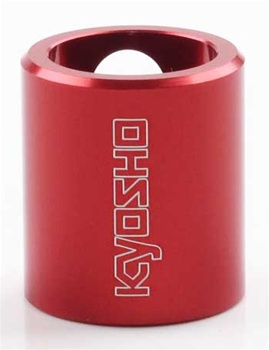 KYOIFW421-03R Kyosho Inferno CVD Center Driveshaft Cover Red