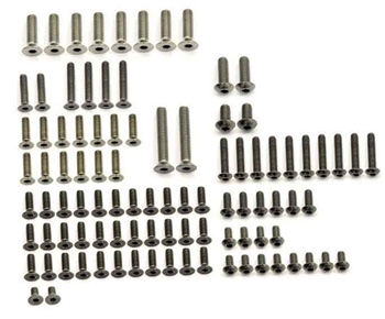 KYOIFW602 Kyosho Inferno MP10 Titanium Screw Set